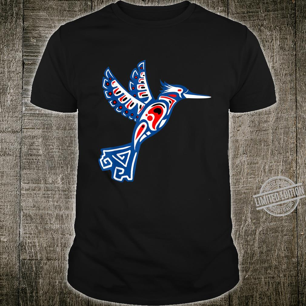 Native American Bird Indigenous Peoples Day Shirt